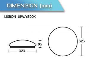 DIMENSION-LISBON-18W