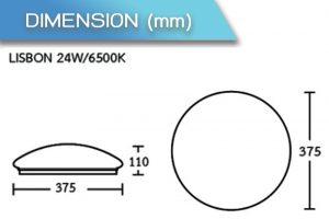 DIMENSION-LISBON-24W